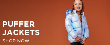 Puffer Jackets. Shop Now.