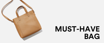 Must Have Bag. Shop Now.