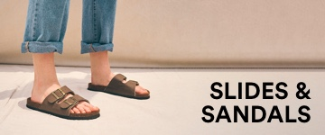 Womem's Slides Sandals. Shop Now.