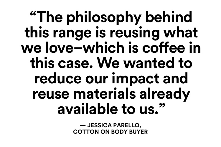 From Coffee to Recycled Active