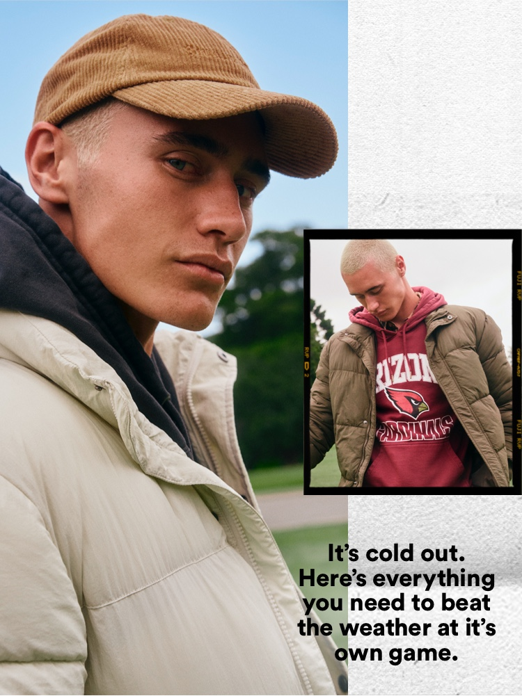 Mens Winter Clothing