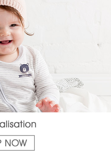 Cotton On Baby Personalisation