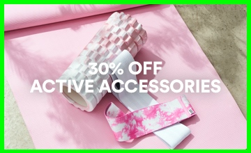 Active Accessories. Shop Now.