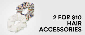 2 for $10 Hair Accessories