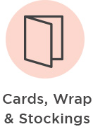 Click to Shop Cards, Wrapping & Stockings
