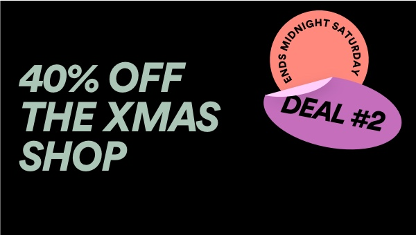 Christmas shop. Shop Now.