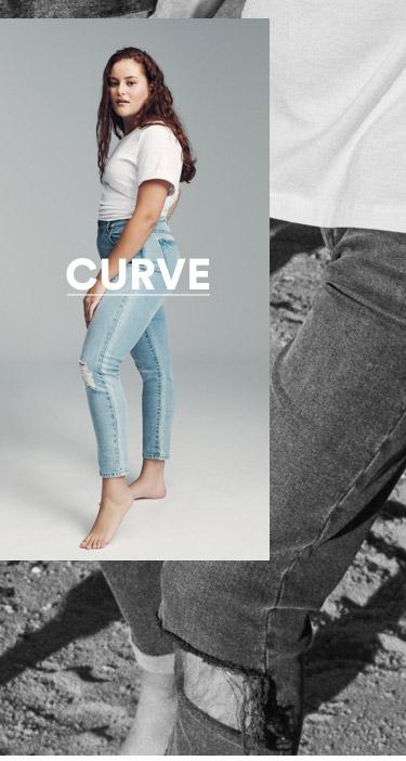 Women's Curve Jeans