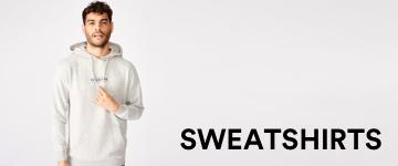 Sweatshirts. Click to Shop.