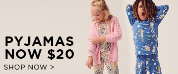 Pyjamas. Shop Now.