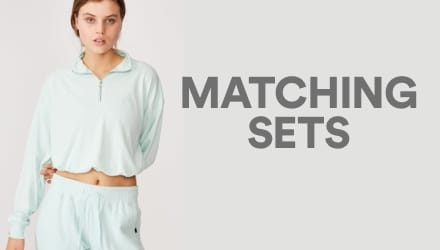 Matching Sets. Click to shop.