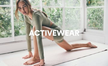 Activewear. Click to Shop.