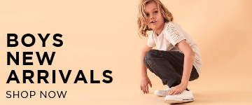 Boys New Arrivals. Shop now.