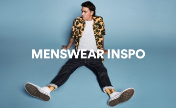 Men's Inspo. Shop Now