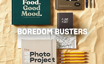 Boredom Busters. Click to Shop