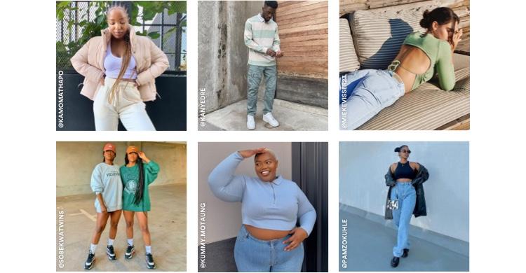 Cotton On. Instagram  @cottonon_africa.