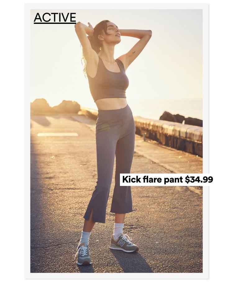 Women's Activewear. Click to Shop.