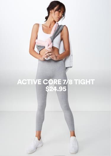 Active Tights. Click to shop