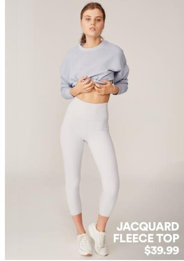 Fleece Top. Click to shop