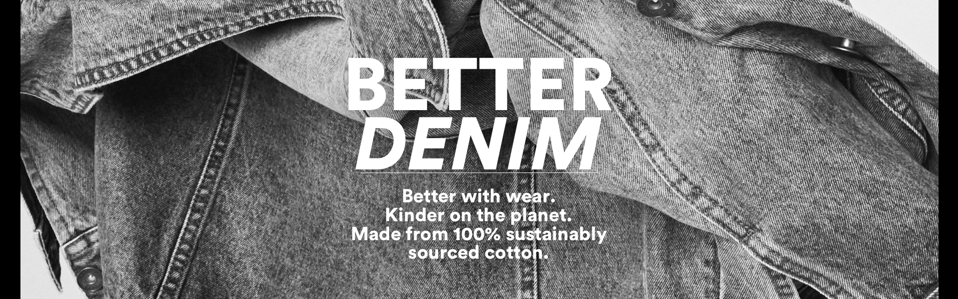 Better Denim. Cotton On. Womens Jeans.