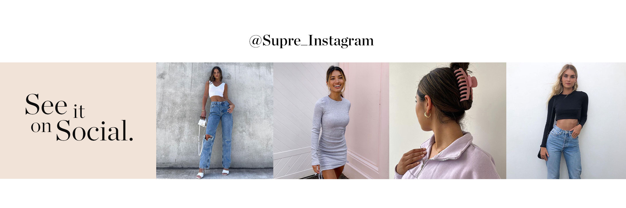 Check Out Supre Instagram