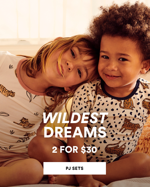 Kids Sleep 2 for $30. Click to shop