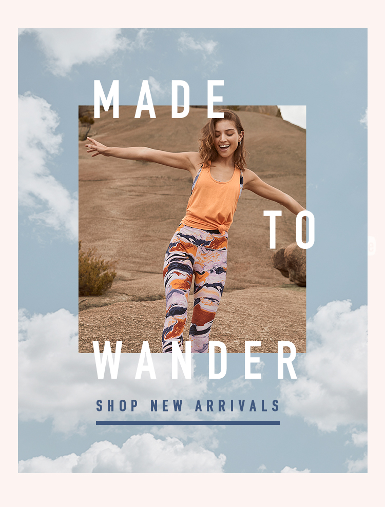Made To Wander | Shop New Arrivals