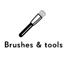 Click to Shop Brushes and Tools