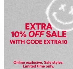 Sale. Click to shop