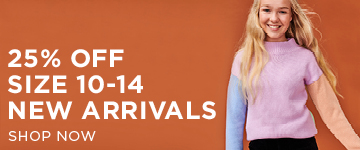 Teen New Arrivals. Shop Now.