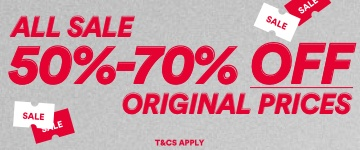 Sale. Click to Shop.