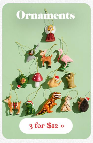 Shop Christmas Ornaments