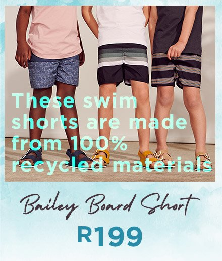 Cotton On Kids - Shop Recycled Shorts