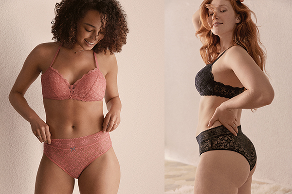 Women's High Waist | Comfy undies don't have to be boring... Our high waisted briefs are hi rise and hi comfort. Choose from microfibre to lace or super soft cotton undies.