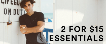 2 for $15 Essentials
