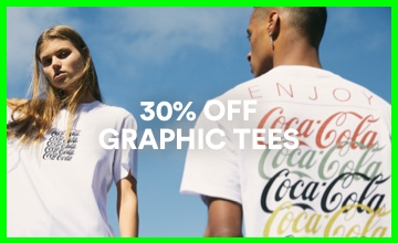 Graphic Tees. Shop Now.
