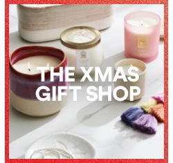 Christmas Gift Shop. Click to shop.