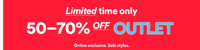 Cotton On. 50-70% off Outlet. Click to shop.