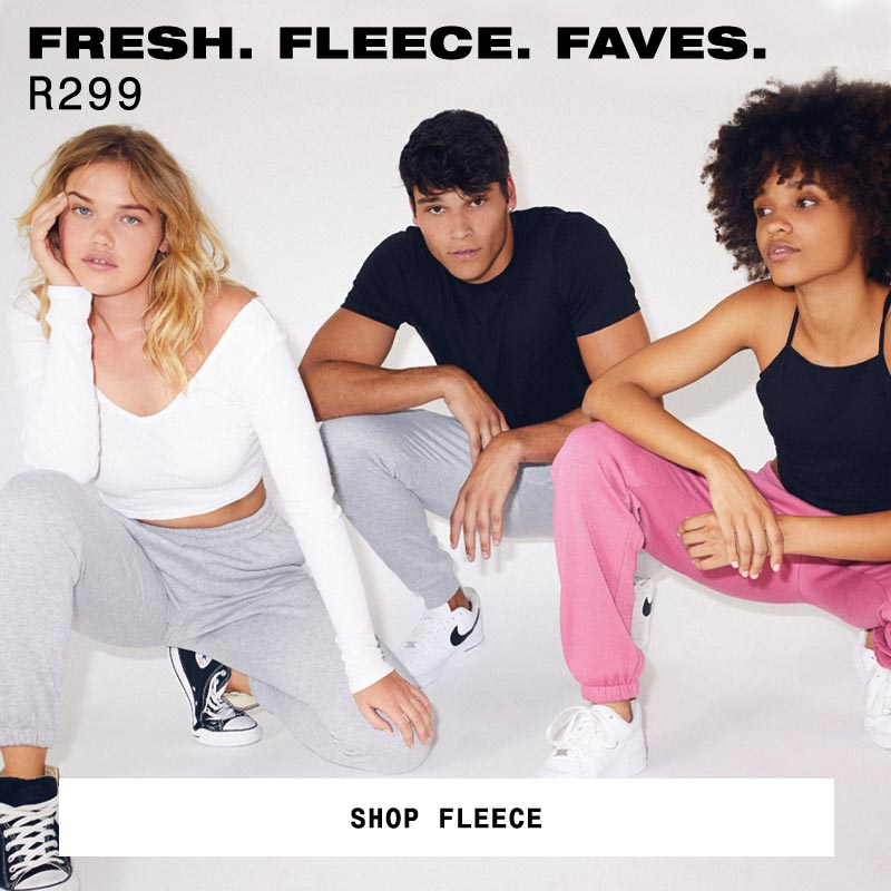 Shop Fleece from R299