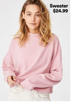 Women's Sweaters. Click To Shop