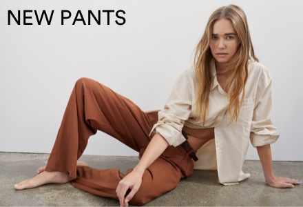 Women's Pants. Click to Shop.
