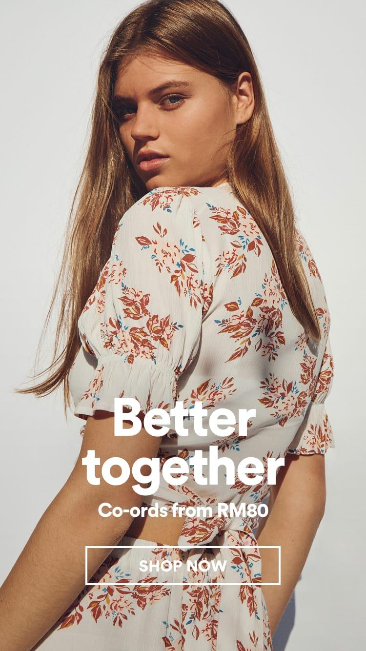 Better Together. Shop New Arrivals.