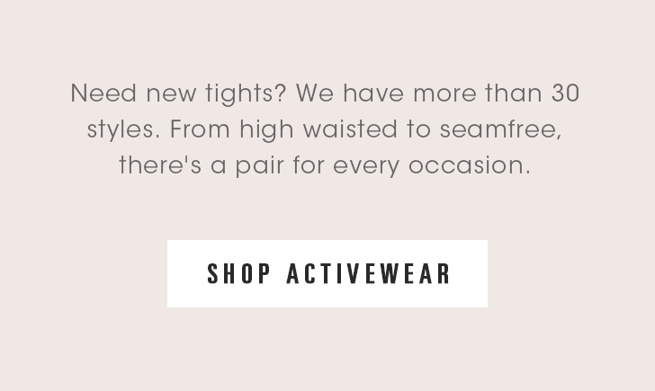 We Are Tight | Shop Activewear