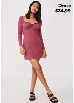 Women's Dresses. Click to shop