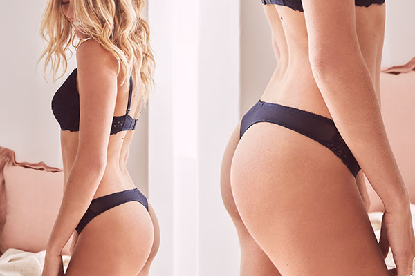 Women's G-String Brief | You'll forget you're wearing this… Our g-string is a low rise undie with no cheek coverage.