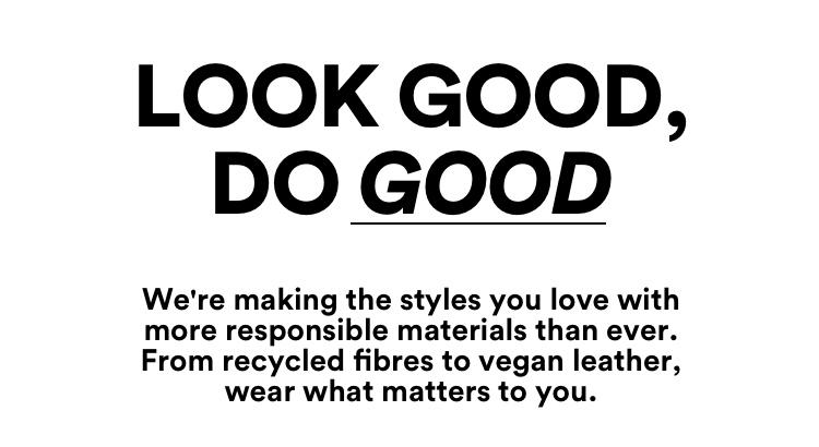 Look Good, Do Good