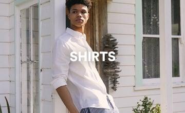 Men's Shirts. Shop Now.