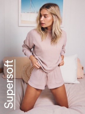 Supersoft. Click to shop.