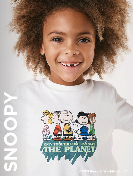 Click to Shop Snoopy