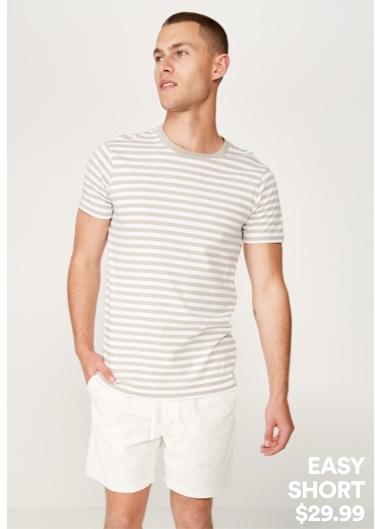 Men's Easy Short. Click to shop