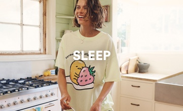 Women's Sleep. Shop Now